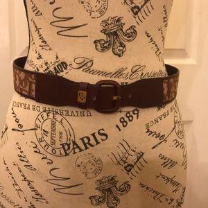 SUPER RARE Christian Dior vintage belt